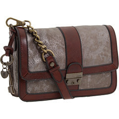 Fossil Vintage Re-Issue Pushlock Flap