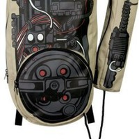 Amazon.com: Ghostbusters Proton Pack Backpack: Clothing