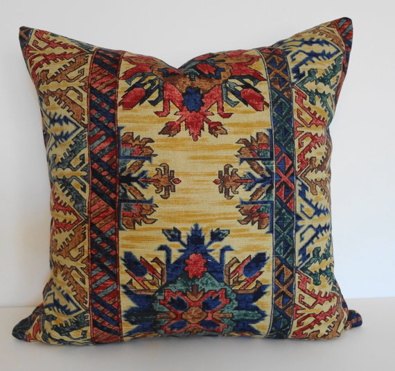 Southwestern Throw Pillow Covers : Southwestern Decorative Pillow Cover, from Pillows4fun For The