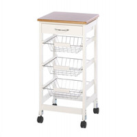Kitchen Side Table Trolley - Default