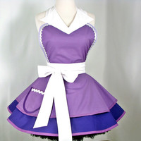 Jane Jetson Halloween Apron Womens Sexy Entertaining or Costume