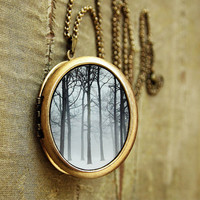 winter locket