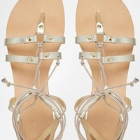 New Look Floyd Leather Flat Sandals