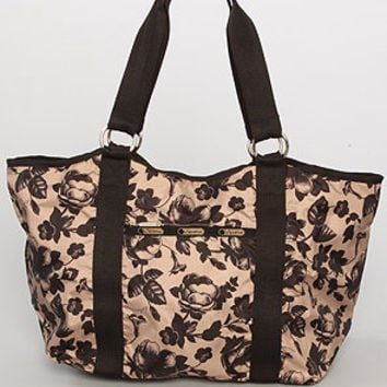 The Carryall Tote Bag in Botanica