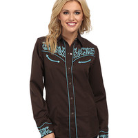 Roper Old West Border Embroidery