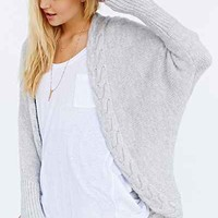 Glamorous Cozy Braided Cardigan Sweater - Urban Outfitters