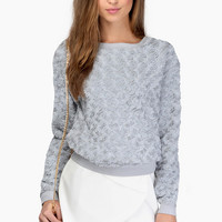 Stranger In Moscow Sweater $37
