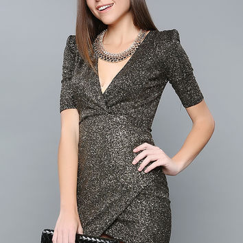 Speckled BodyconDress
