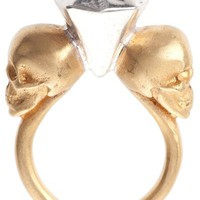 Gis?le Ganne 'Mourning' Ring - Beyond The Valley - farfetch.com