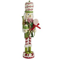 Holiday Sweets Soldier Nutcracker
