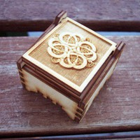 celtic circle box