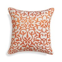 """Catania Coral 16"""" Pillow with Down-Alternative Insert"""