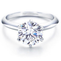 tiffany engagement ring | WedWebTalks