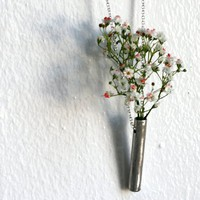 Supermarket: Mini Vase Necklace from Rachel Pfeffer Designs