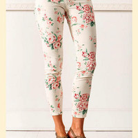 Flower Bomb Jeans