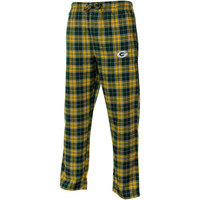 Green Bay Packers Roster Flannel Pants - Green/Gold - http://www.shareasale.com/m-pr.cfm?merchantID=7124&userID=1042934&productID=520962482 / Green Bay Packers