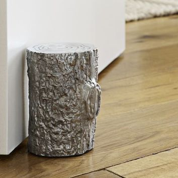 Stump Doorstop