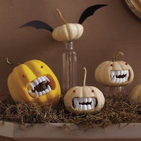 Indoor Halloween Decorations - Martha Stewart Holidays