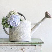 Antique French Watering Can