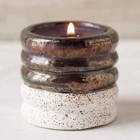 Casual Seance Handmade Ceramic Candle - Urban Outfitters