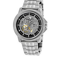 Kenneth Cole Men's Automatic Multi-Function Watch With Stainless Steel Bracelet