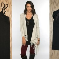 Layering Tank Dresses! 2 Styles & 10 Colors Available!