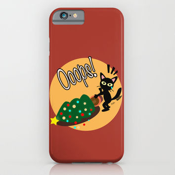 Tragedy at Xmas Day iPhone & iPod Case by BATKEI