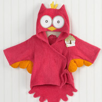 ideeli | BABY ASPEN My Little Night Owl Hooded Terry Spa Robe
