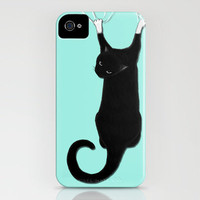 Hang iPhone Case by Tummeow | Society6