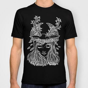 The Forest Princess T-shirt by Haidishabrina