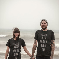 The Midwesterner unisex t-shirt