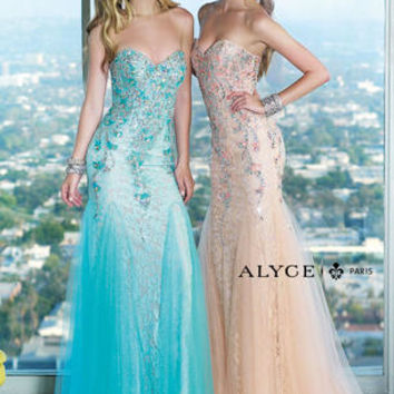 Alyce Prom 6390 Alyce Paris Prom Prom Dresses, Evening Dresses and Homecoming Dresses | McHenry | Crystal Lake IL