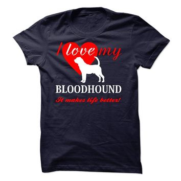I love my Bloodhound Sfs-