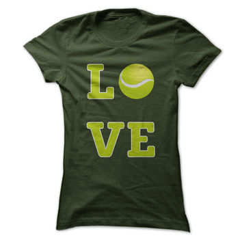 Love Tennis T Shirt