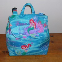 Personalized Ariel Backpack  The Little Mermaid