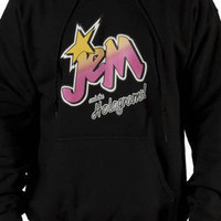 Jem and the Holograms Hooded Sweatshirt