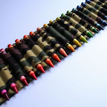 crayon ammo belt for adults -- any color