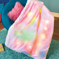 Cozy Cuddler Lighted Pillow or Throw