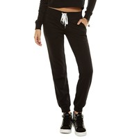 Juicy Couture French Terry Jogger Pants - Women's