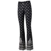 Tribal Bootcut Pants from S.o. R.a.d. Collection by Awesomeness TV - Juniors