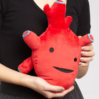 Humongous Plush Heart