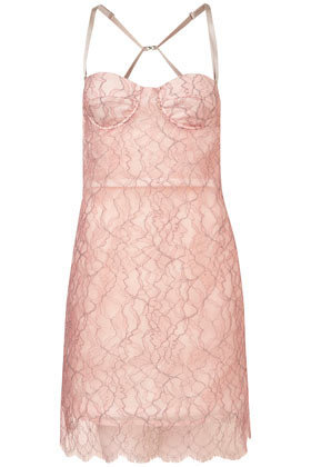 **Mini Hoop Cocktail Dress By Richard Nicoll - Dresses  - Apparel