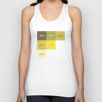 Stay Strong Unisex Tank Top by Stoianhitrov