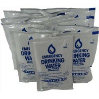 Amazon.com: Datrex Emergency Water Packet - 3 Day/72 Hour Supply(12packets): Sports & Outdoors