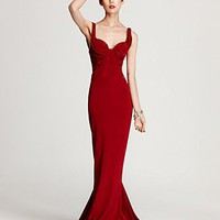 Zac Posen Sleeveless Bustier Gown - Shop All Dresses - Bloomingdales.com