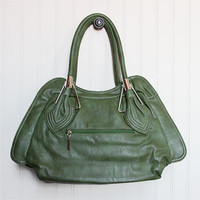 leaf bag in avocado - &amp;#36;42.99 : ShopRuche.com, Vintage Inspired Clothing, Affordable Clothes, Eco friendly Fashion