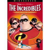 The Incredibles (Widescreen Two-Disc Collector&#x27;s Edition) (2004)