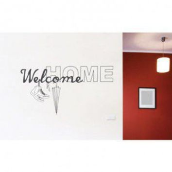 ADZif Blabla Welcome Wall Decal - T3122 - All Wall Art - Wall Art & Coverings - Decor