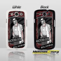 Social Distortion Machine Gun Blues Samsung Galaxy S3 Case