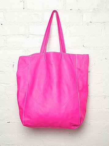 Free People Neon Brio Tote